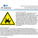 OSHA Electrical Arc Flash Compliance