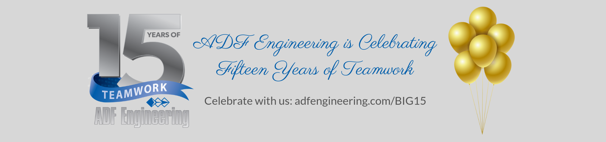 ADF Celebrates 15th Anniversary
