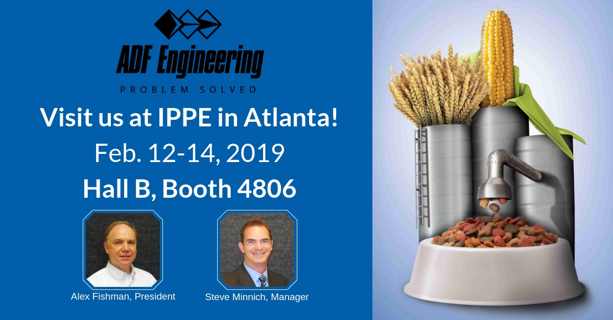 IPPE 2019 – Visit Booth B4806!